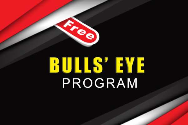 BULLS' EYE PROGRAM (ALL ABOUT UPSC EXAM) cover